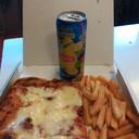 Pizza + Patatine + Bibita